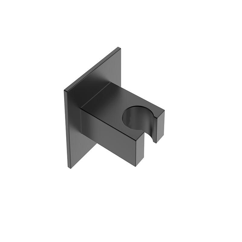 regaderas-complementos-klipen-soporte-ducha-telefono-kubika-negro-mate-kg25ng090
